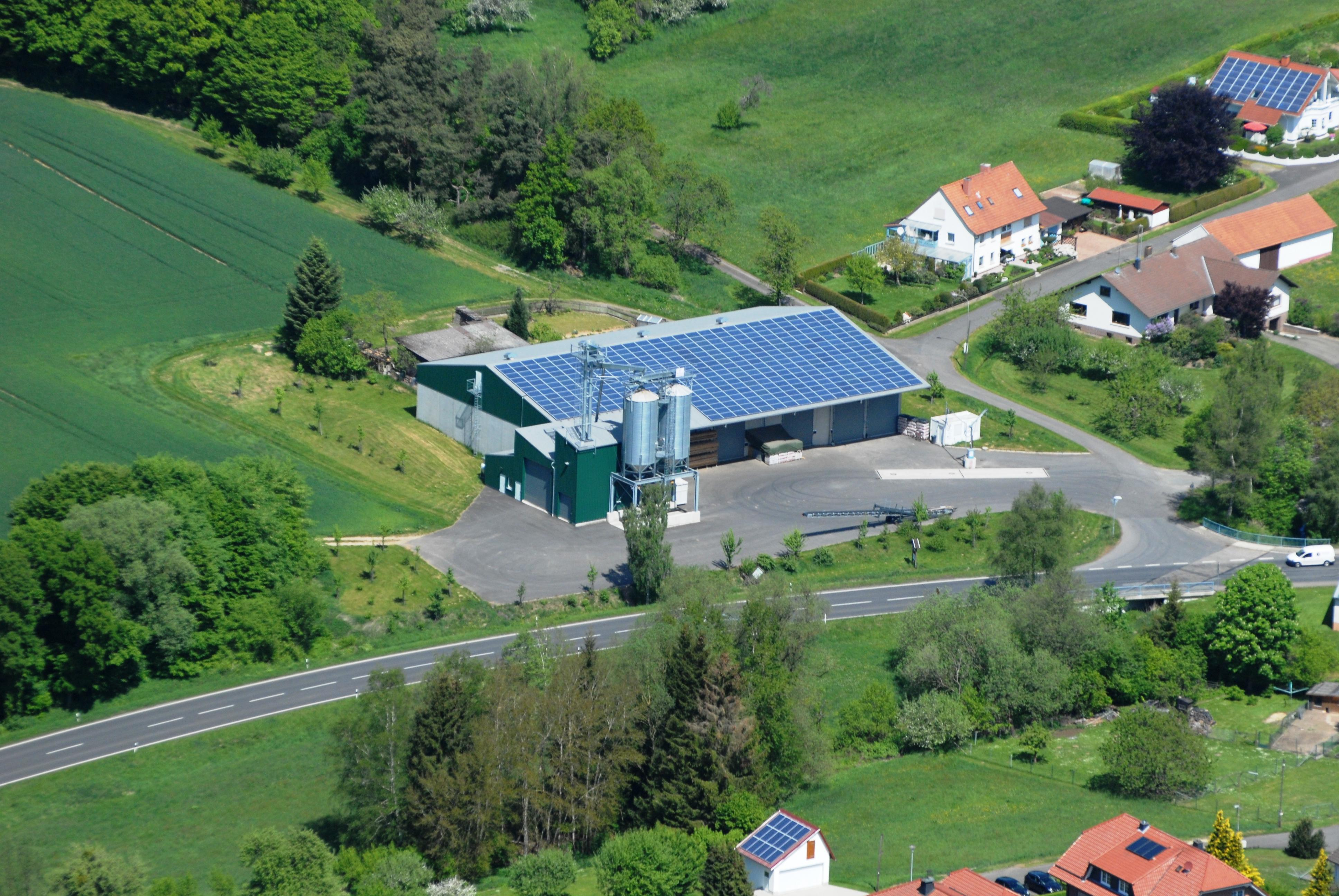 Neubau am Standort Lischeid